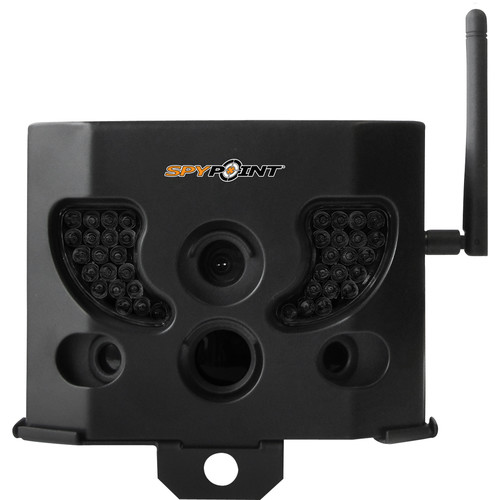 Spypoint Steel Security Box (38 LED, Black)