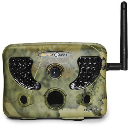 Spypoint Tiny-WBF Trail Camera with Wireless Receiver