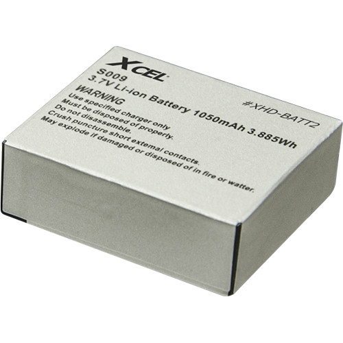Spypoint Lithium-Ion Polymer Battery for XCEL 720, 1080, and 4K Cameras