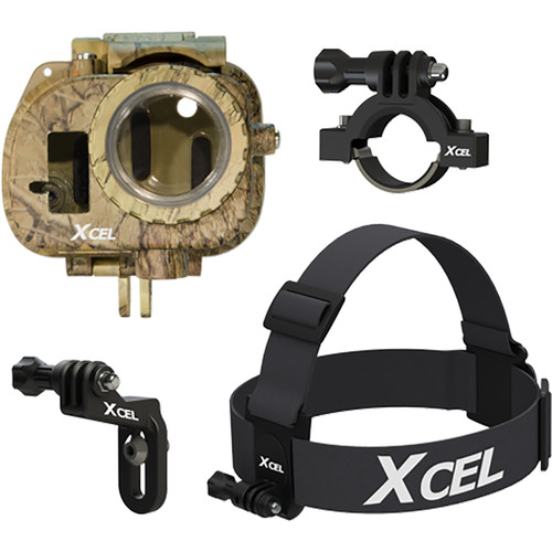 Spypoint XCEL HD/HD2 Hunting Accessory Kit (Camo)