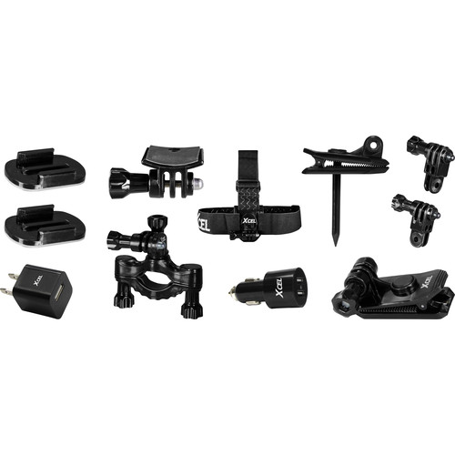 Spypoint Ultimate Accessory Kit for XCEL Action Cameras