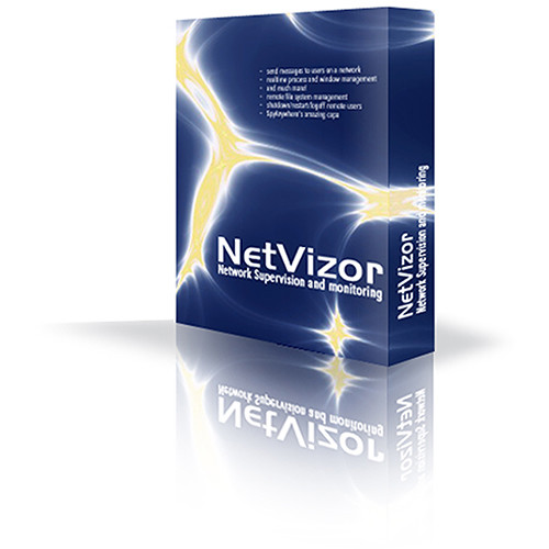 Spytech Software and Design NetVizor (Download)