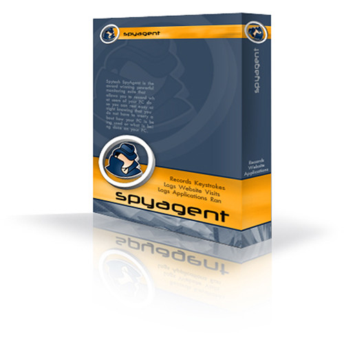 Spytech Software and Design SpyAgent (Download)