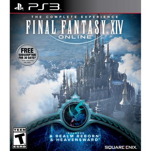 SQUARE ENIX Final Fantasy XIV: Heavensward Bundle (PS3)