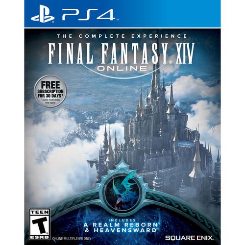 SQUARE ENIX Final Fantasy XIV: Heavensward Bundle (PS4)