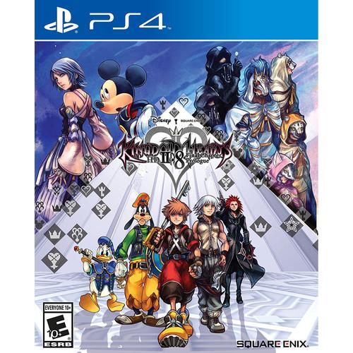 SQUARE ENIX Kingdom Hearts HD 2.8 Final Chapter Prologue (PS4)