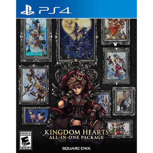 SQUARE ENIX Kingdom Hearts All-in-One Package Standard Edition (PS4)