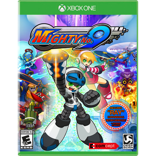 SQUARE ENIX Mighty No. 9 (Xbox One)