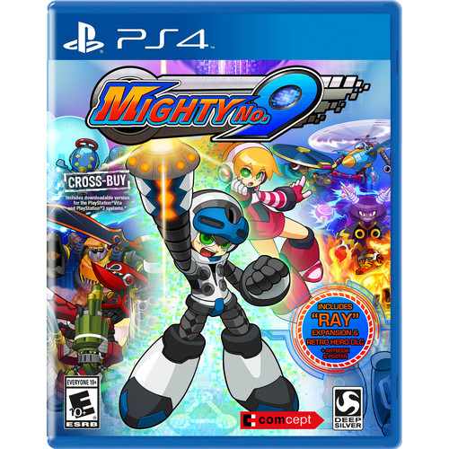 SQUARE ENIX Mighty No. 9 (PS4)