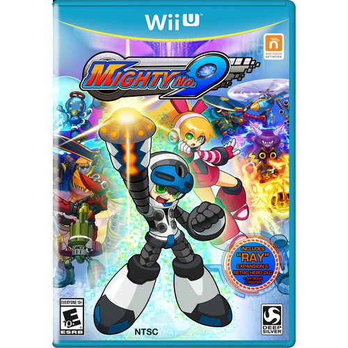 SQUARE ENIX Mighty No. 9 (Wii U)