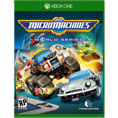 SQUARE ENIX Micro Machines World Series (Xbox One)