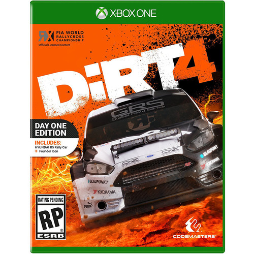 SQUARE ENIX DiRT 4 Day One Edition (Xbox One)