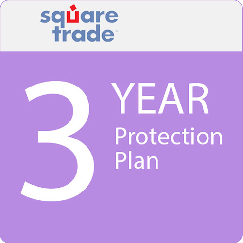 SquareTrade 3 Year Backpack And Camera Case Protection Plan 1-24.99