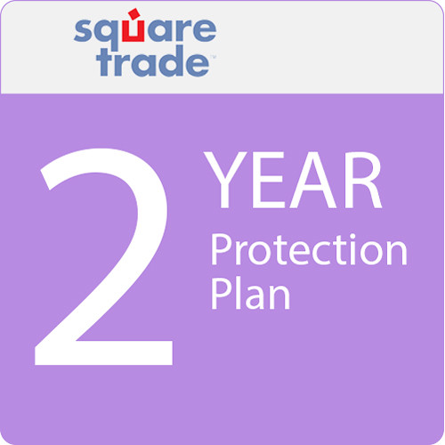 SquareTrade 2 Year Backpack And Camera Case Protection Plan 175-199.99