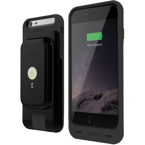STACKED Stack Pack for iPhone 6/6s (Black)