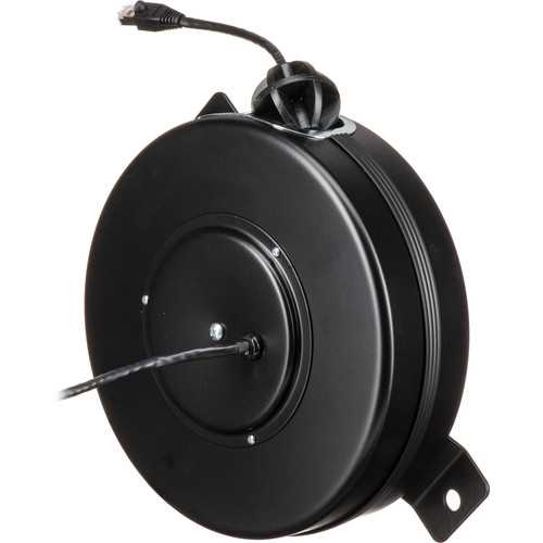 Stage Ninja Retractable CAT5e Cable Reel (40')