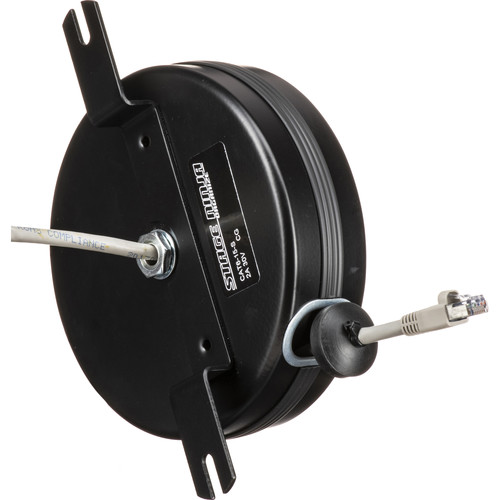 Stage Ninja Retractable CAT6 Cable Reel (15')