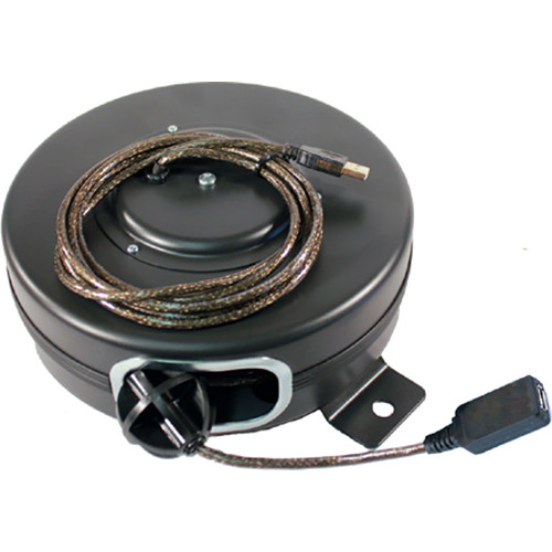 Stage Ninja USB-40-S Retractable USB Cable Reel (Female,40')