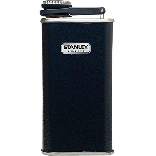 Stanley Classic Flask (8 fl oz, Hammertone Navy)