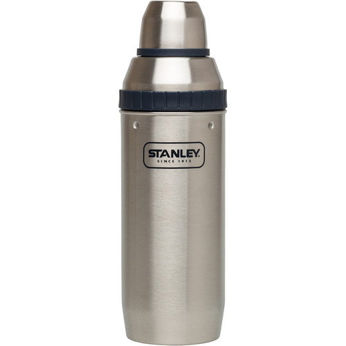 Stanley Adventure Happy Hour 4x Cocktail Shaker System (Stainless Steel)