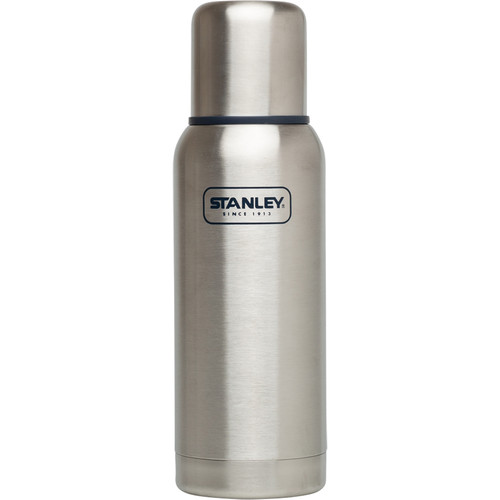 Stanley Classic Vacuum Water Bottle (25 fl oz, Stainless Steel)