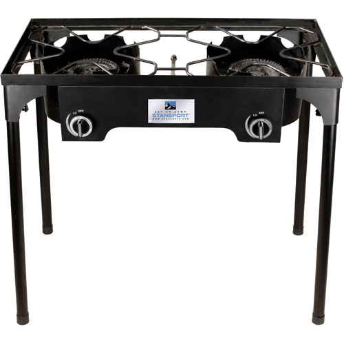 Stansport Outdoor Stove with Stand