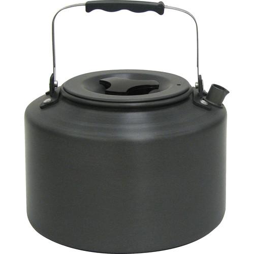 Stansport Hard Anodized Aluminum Backpack Kettle (1.5L)