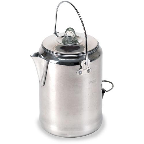 Stansport 9-Cup Aluminum Percolator Coffee Pot
