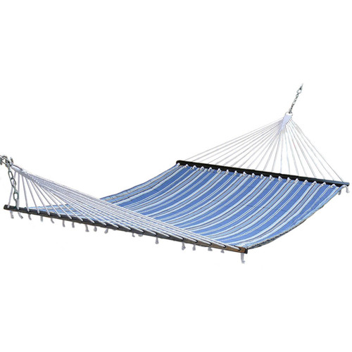 Stansport Sunset Quilted Oversized Single Cotton Padded Hammock