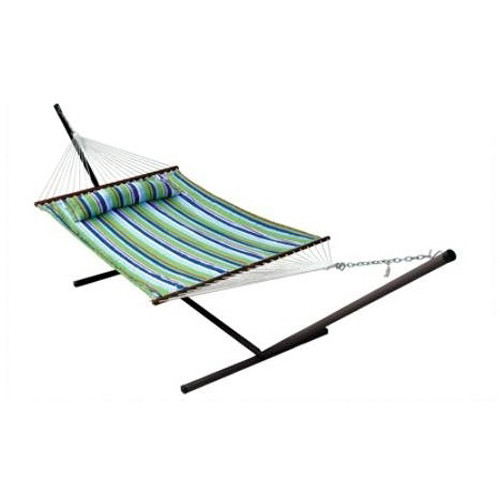 Stansport Antigua Cotton Double Hammock with Stand