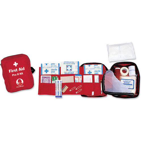 Stansport Pro II First Aid Kit (42 Items)
