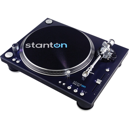 Stanton STR8.150 Professional DJ Turntable