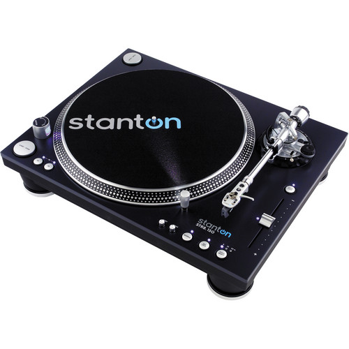 "Stanton STR8.150 High-Torque ""Skip-Proof"" Straight Arm Turntable"