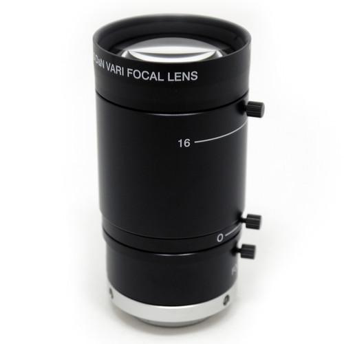 STARDOT CS-Mount 16-48mm f/2.0 Day/Night Telephoto Varifocal Lens