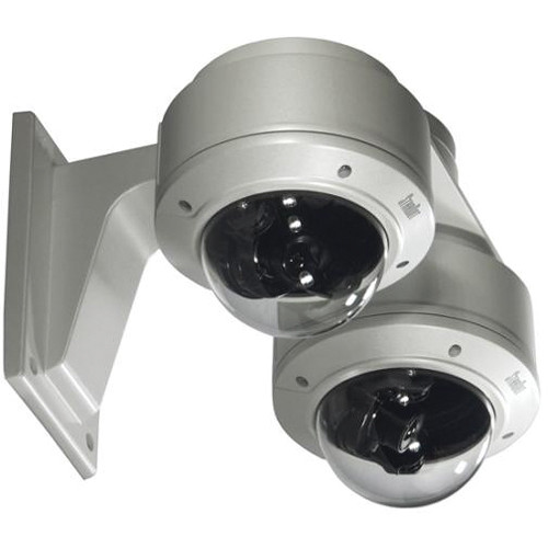 STARDOT NetCam SC Series SDH-P180-1.3MP Day/Night Vandal-Resistant 180° Panoramic Double-Dome Camera (NTSC / PAL)