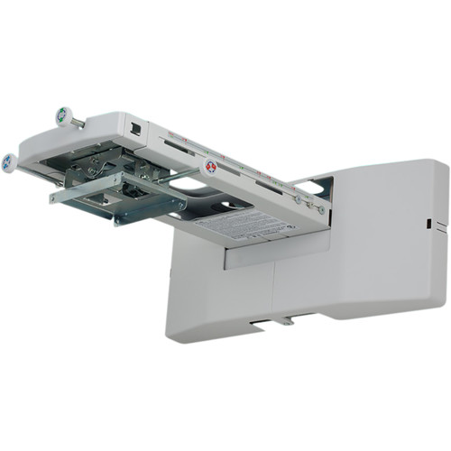 StarBoard Solution Wall Arm Mount for Select Hitachi LCD Projectors (White)