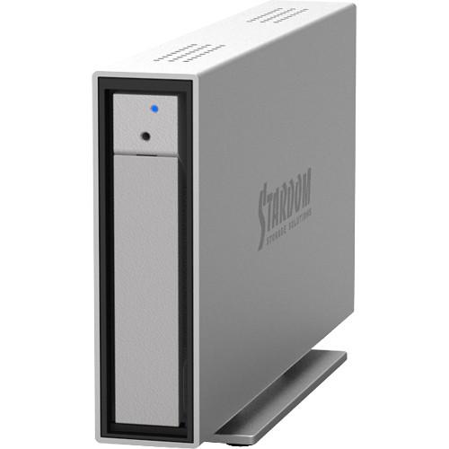 STARDOM iTank i310-WBS3 eSATA HDD/SSD Enclosure