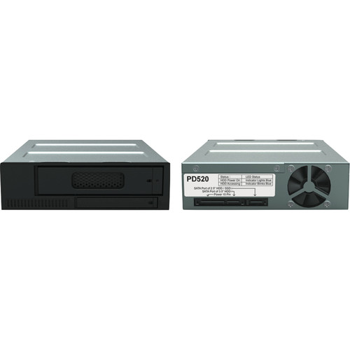 """STARDOM PD520-S3 Pro Drive 5.25"""" Enclosure for 2.5/3.5"""" Drives"""