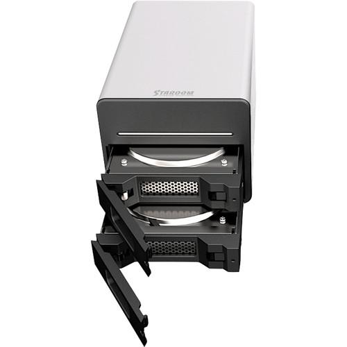STARDOM Sohotank ST2-SB3 2-Bay USB 3.0 RAID Array