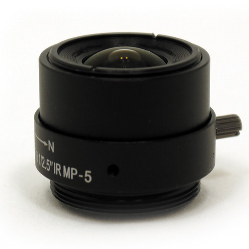 STARDOT CS-Mount 3.5mm f/1.8 Day/Night Fixed Focal Lens