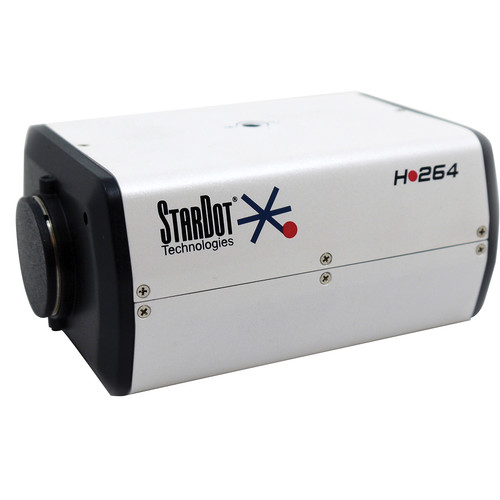 STARDOT SDHM200BN-NL NetCam SCM H.264 DTV 2MP 1080p MCLDC True Day/Night Box Camera (No Lens)