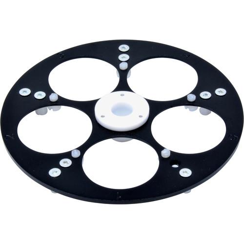 Starlight Xpress 5-Position Mini Filter Wheel Carousel (36mm)
