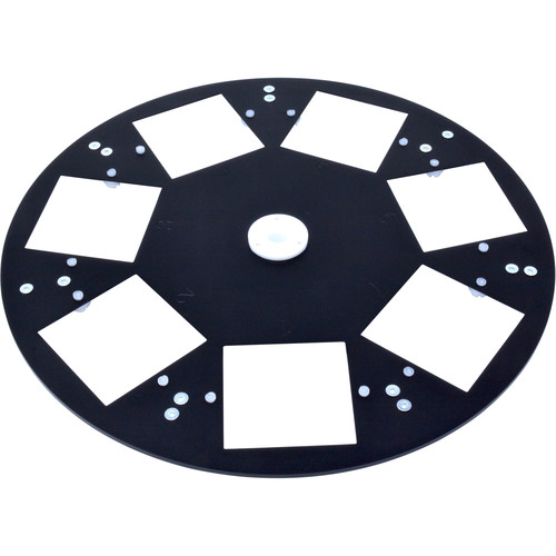 Starlight Xpress 7-Position Maxi Filter Wheel Carousel (50.8mm, Square Unmounted)