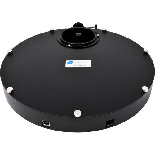 "Starlight Xpress Maxi Filter Wheel with 11-Position/1.25"" Round Eyepiece Carousel"