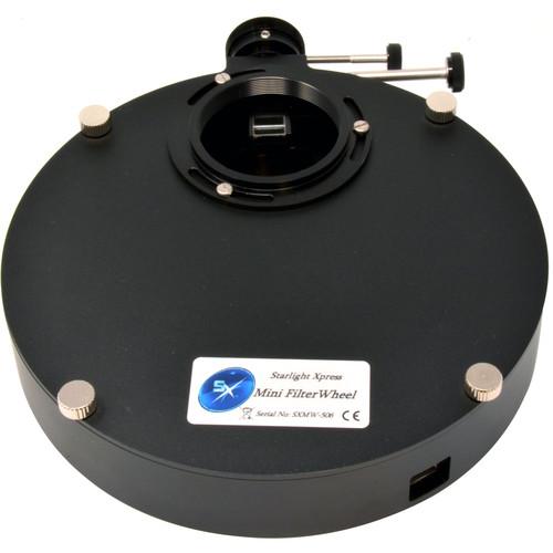 "Starlight Xpress Mini Filter Wheel with 1.25"" Eyepiece Carousel"