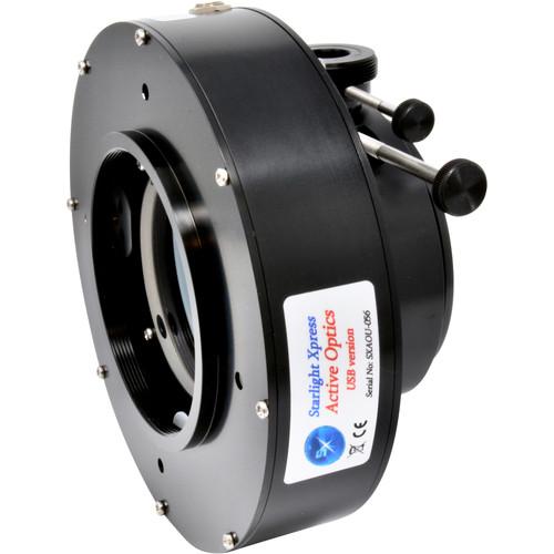 Starlight Xpress Active Optics Guiding System