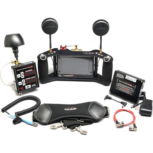StarLink Wireless SL1550-R2 Transmitter and SL5550-R2 Receiver/Monitor Kit