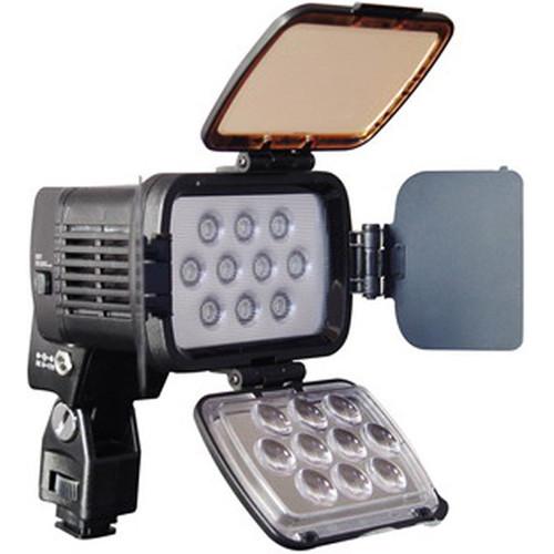 StarryMega Bi-Color LED On-Camera Light