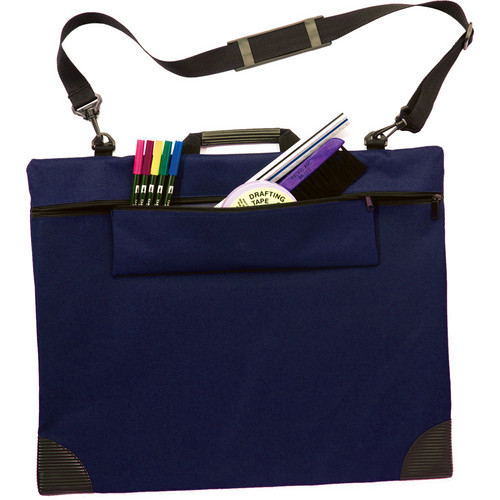 Start by Prat Series SF2-22DB-N SF2 Soft Side Portfolio Case (Dark Blue)
