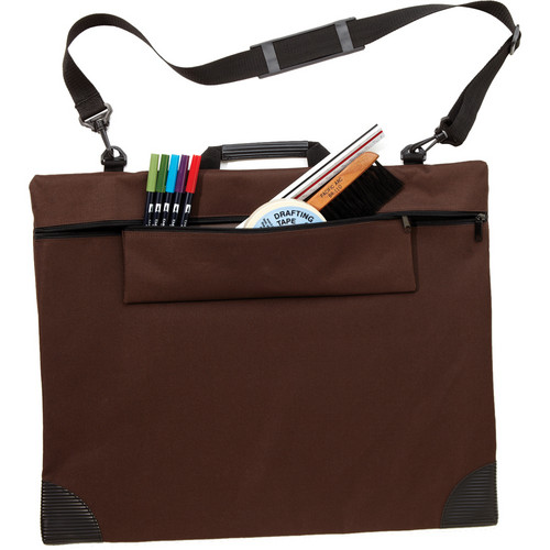 Start by Prat Series SF2-26BR-N SF2 Soft Side Portfolio Case (Brown)